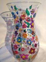 Multi Flower Vase £15.00