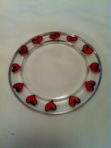 Candle Tray (£3.00)