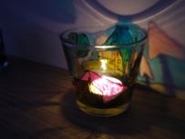 Art Deco Medium Tealight Cup