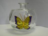 Butterfly Bottle_Vase - £4.50
