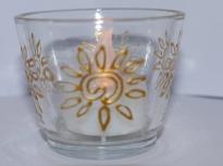 Gold Line Sun Small Tightlight Cup