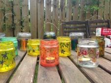 Garden Lantern (£2.50)