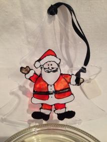 Santa Decoration (£3.00)