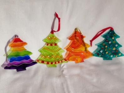 Christmas Trees (£4.00 each)