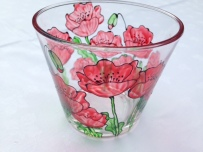 Poppy Medium Tealight Cup