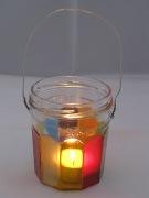 Garden Lanterns (£2.50)