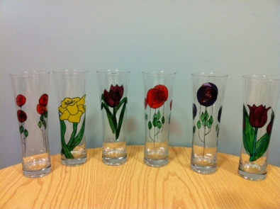 Slimline Vases