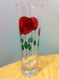 Art Nouveau Rose (£6.00)