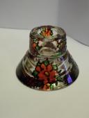 Poinsettia Candle/Tealight Holder (£4.00)
