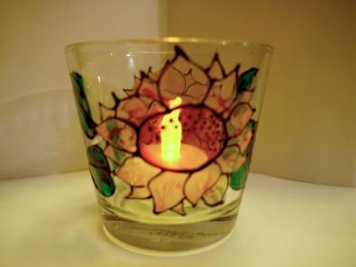 Sunflower Medium Tealight Cup