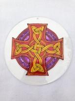 Celtic Cross (Black Outliner)