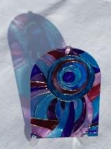 Blue Geometric (Med2)