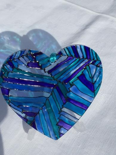 Blue Heart (Med2)