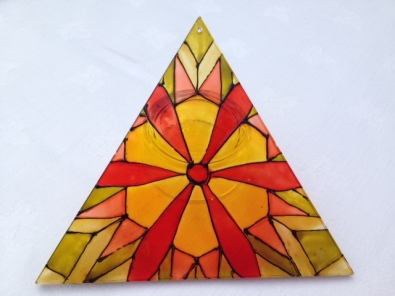 Abstract Triangle 1 (T1)