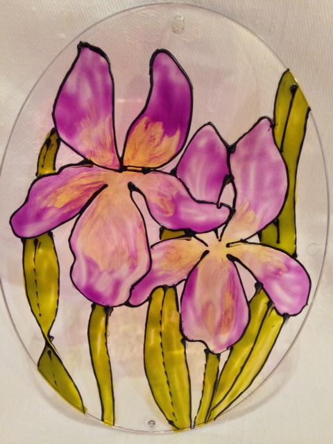 Light Purple Iris (Med1)