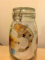 Japanese Memory Jar (£18)