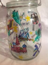 European Memory Jar (£18)