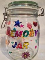 Memory Jar (£12.50)