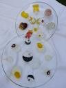 Wedding & Spring Flowers Pop Cakes (bespoke customer order for the Dream Pop Bakery)