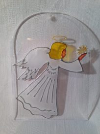 Angel with Star (£4.00)
