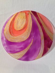 Purple Abstract (£4.00)