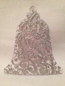 Filigree Bell (£5.00)