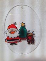 Santa and Rudolph (£4.00)